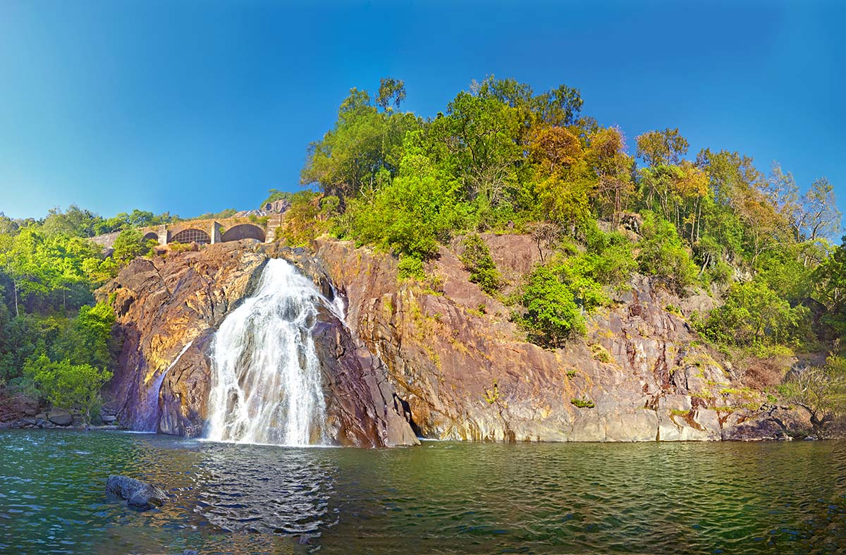 5 Must Visit Waterfalls In India Cheap Flights Air